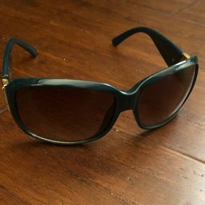 Marc Jacobs Green Sunglasses